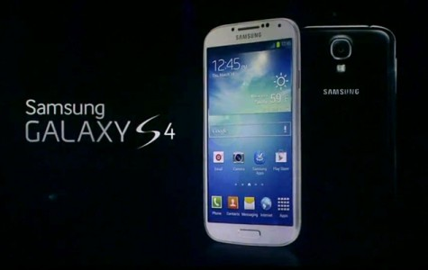 The Galaxy S4 is Out of this World