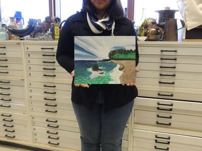 Artist of the Week: Maria Rosas