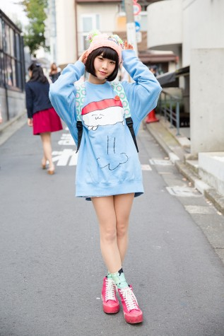 Harajuku's Most Influential Fashion