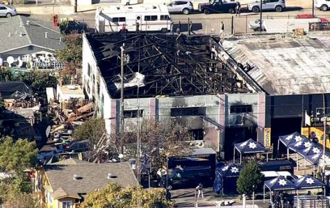 Oakland Fire Kills 36 People
