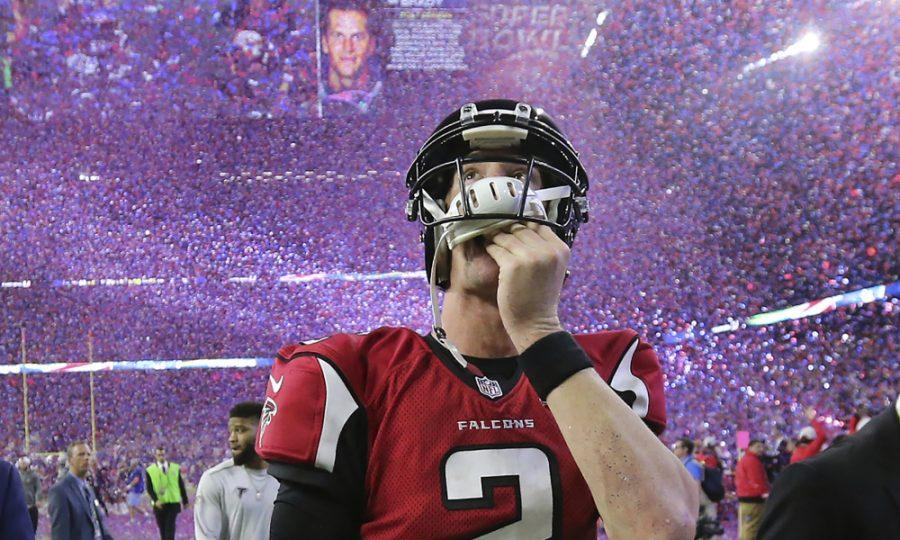 February+5%2C+2017%2C+Houston%3A+Falcons+quarterback+Matt+Ryan+reacts+to+losing+the+Super+Bowl+as+the+screen+flashes+Patriots+quarterback+Tom+Brady+and+the+confetti+flys+in+a+34-28+loss+on+Sunday+Feb.+5%2C+2017%2C+in+Houston.++++Curtis+Compton%2Fccompton%40ajc.com