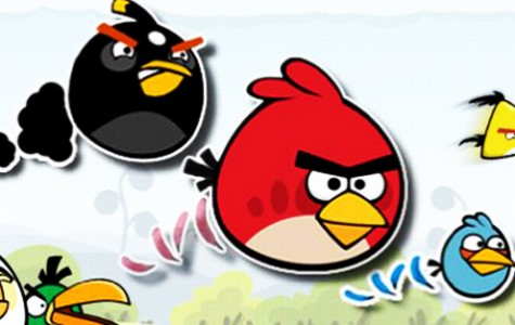 The 'Angry Birds' Phenomenon Sweeps the Nation