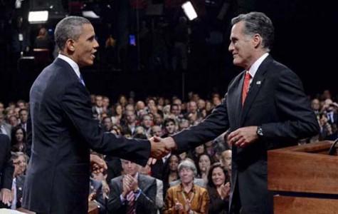 """Let Me Just Finish"": Presidential Debate"