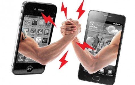 Competition Heats Up Between Apple and Samsung