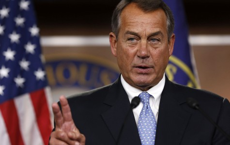 Republican Speaker of the House John Boehner Resigns