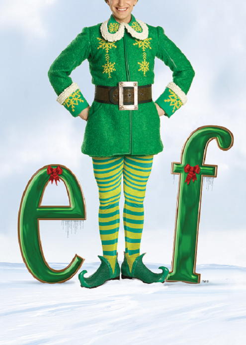 Broadway Tour Elf The Musical