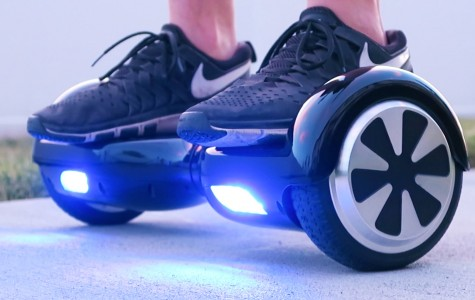 Dangers of the Hoverboard