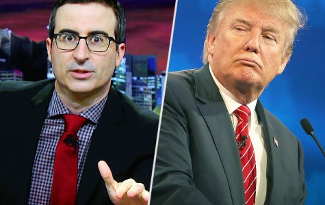 Last Week Tonight Host John Oliver Dedicates a 21 Minute Roast for Donald Trump
