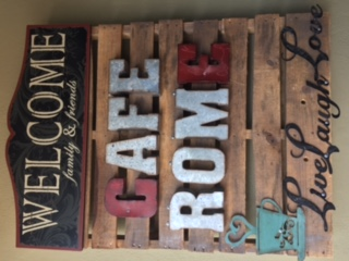 Cafe Rome Turlock Menu