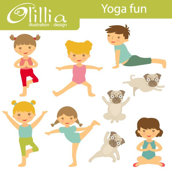 Kids Yoga The Roaring Times