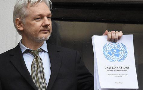 Julian Assange, Hero or Terrorist?