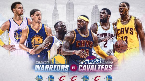 1c63a8aeb3aa Cavs vs. Warriors