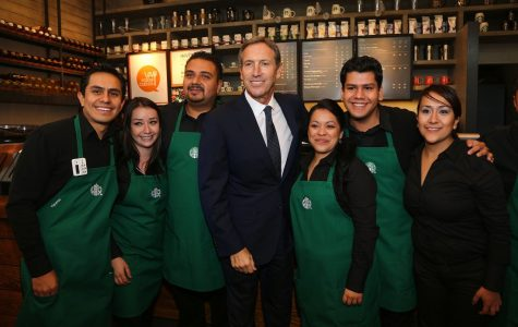 Starbucks Plans to Hire 10,000 Refugees