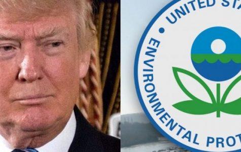 Trump Freezes the EPA