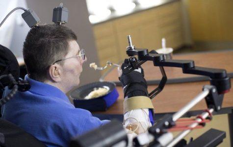 Paralyzed Man Moves Again