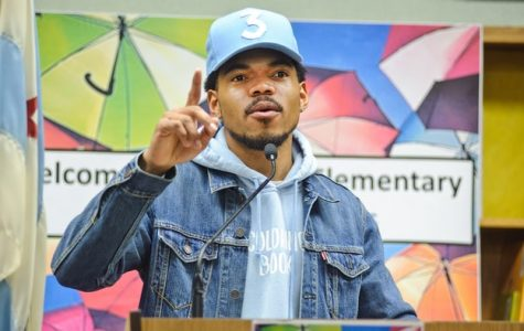 "Chance the Rapper bestows ""Blessings"" Upon Chicago's School District"