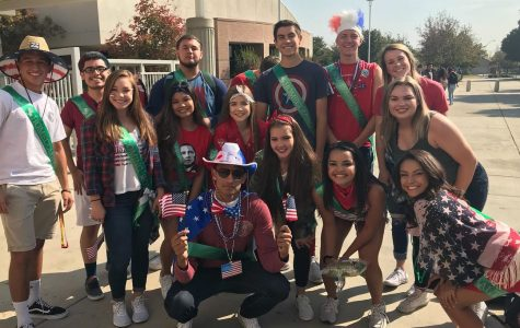 Get To Know the 2017 Homecoming Court!