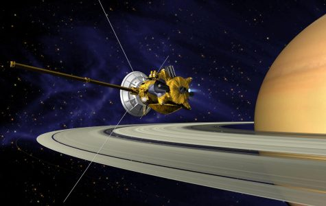 The End of Cassini's Successful Research on Saturn
