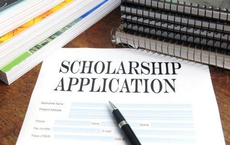 Scholarship Information for Seniors