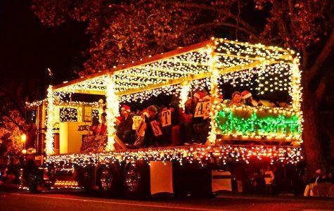 The Holly Jolly Christmas Parade