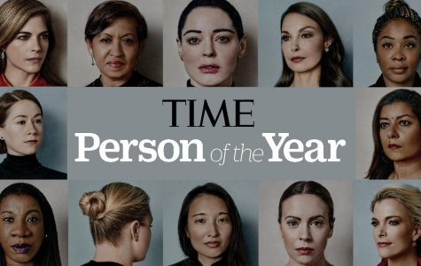#MeToo Movement Wins TIME Person of The Year