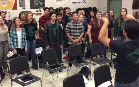 Pitman Madrigals Hit a High Note at Foster Farms Bowl