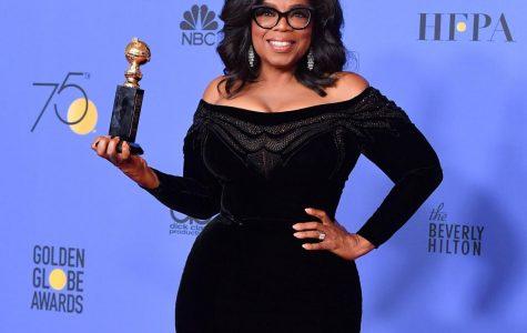 Oprah Winfrey's Golden Globes Speech