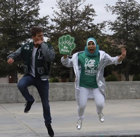 Bring On The Scarves!: Pitman's Third World Hijab Day
