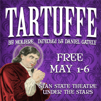 Stan State Theatre Under the Stars: Tartuffe
