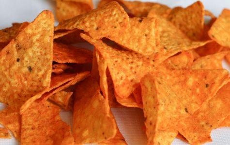 Doritos: A Battle Amongst the Chips