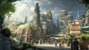 New Star Wars Land Coming to Disney