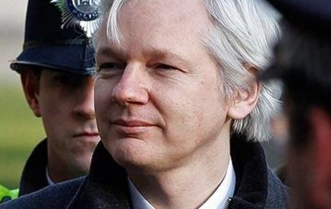 Julian Assange Raid