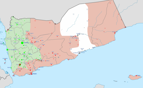 Yemen Civil War