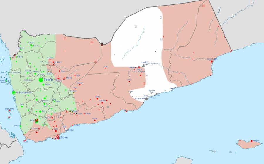Yemen+Civil+War