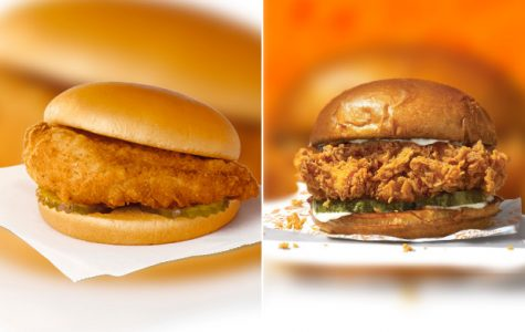Chicken Sandwich Wars