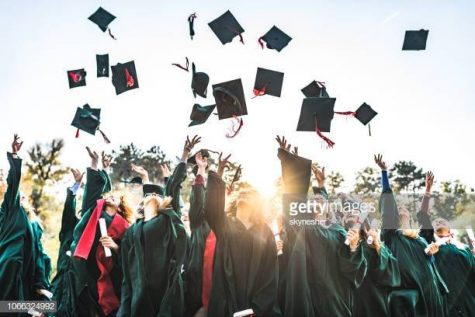 Fear of Graduating