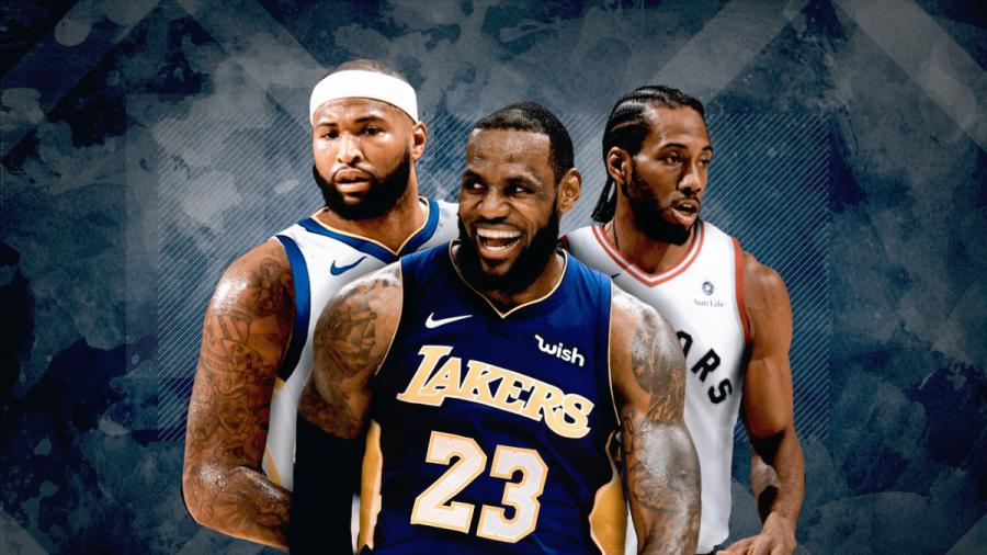 2019 NBA Off Season