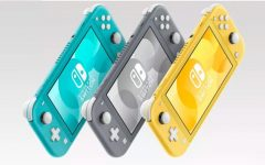 Nintendo Switch Lite: The Nintendo Switch's Younger Brother