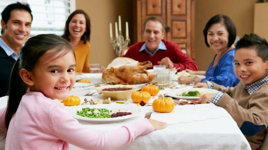 Thanksgiving´s a Scam