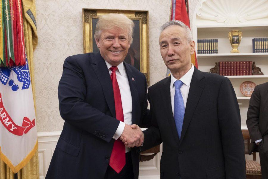 Trump+Trade+War