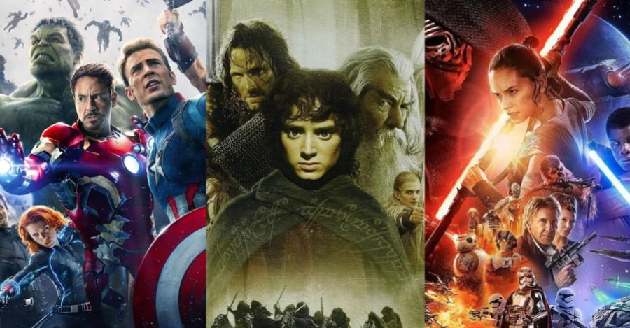 The Best Movie Franchises of All Time