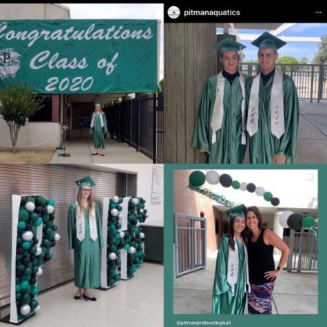 Pitman Graduation 2020
