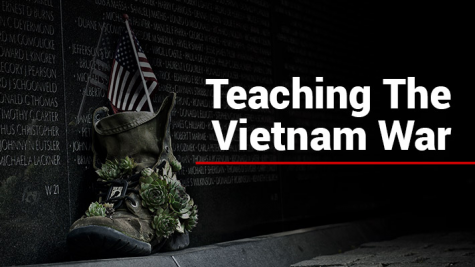The Teachings of the Vietnam War in Classrooms