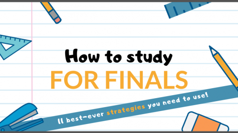 Preparing for Finals: Tips and Tricks
