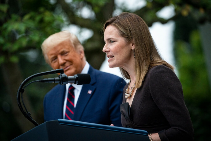 Who is Amy Coney Barrett?