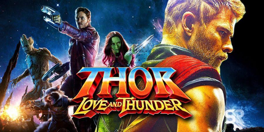 Thor Love & Thunder
