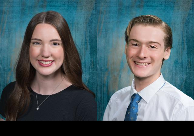 Graduation Speech Contest Winners 2021
