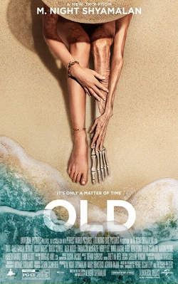 Is Old the Worst Movie of 2021? - Movie Review