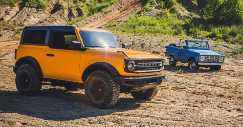 Does the new Bronco live up to its name plate?
